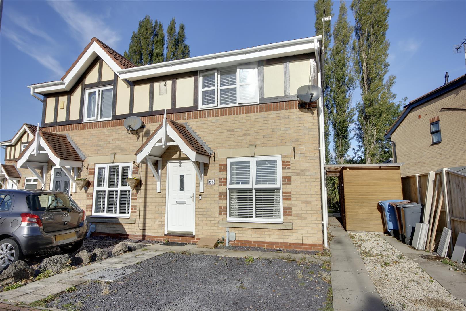 25 Bermondsey Drive, Hull, 25, HU5 5EH